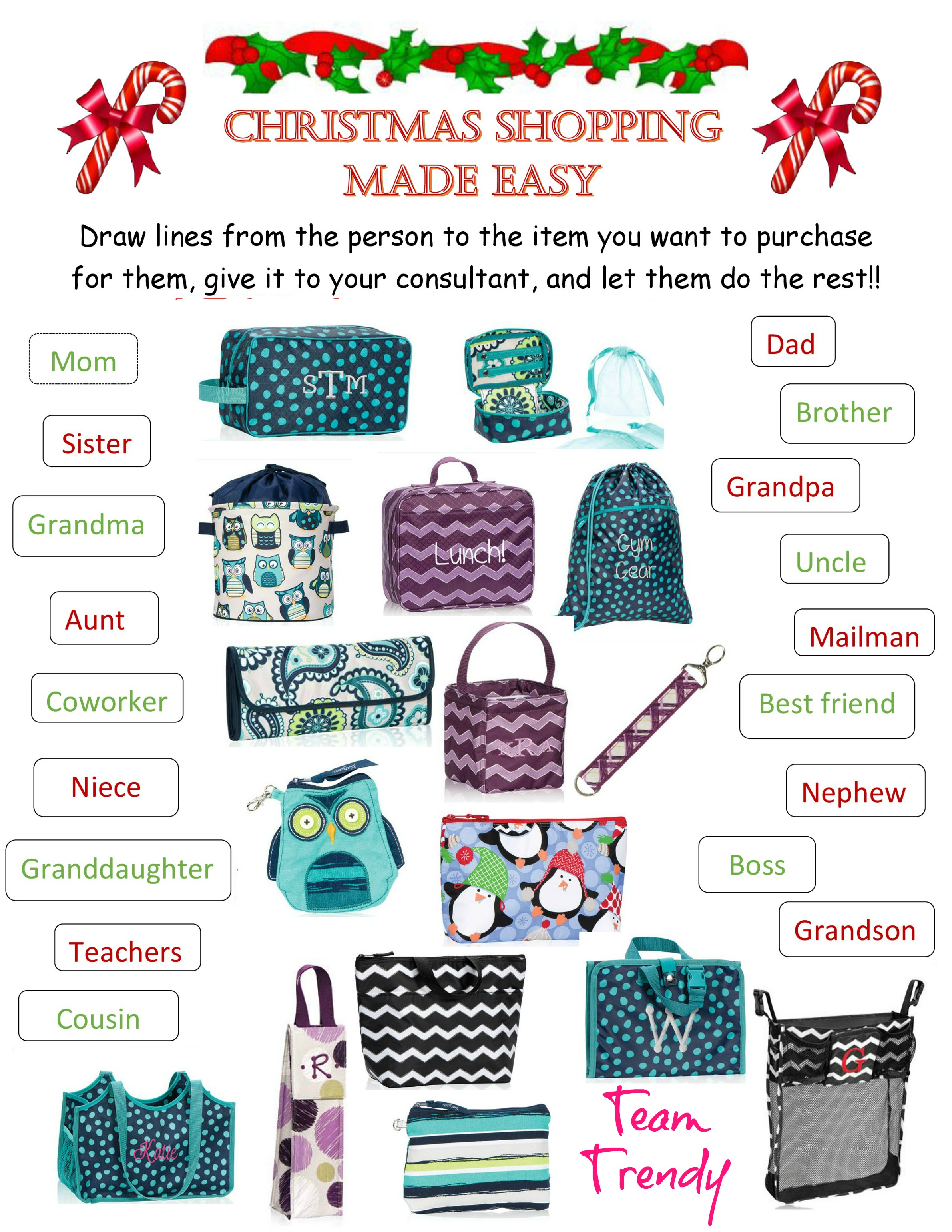 Thirty one november customer special 2014 - Who To Buy For Page 0 2