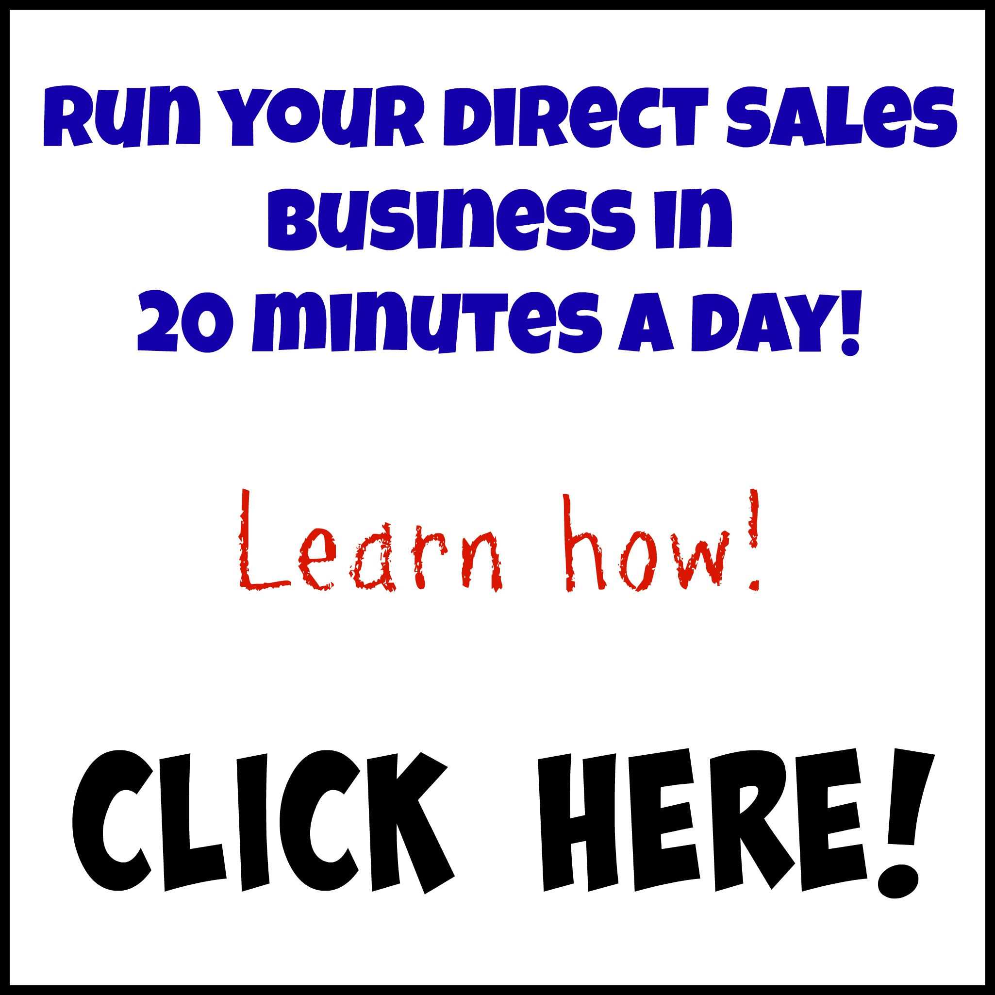 Direct Sales For Dummies