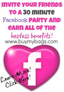 30 min fb party-pinterest