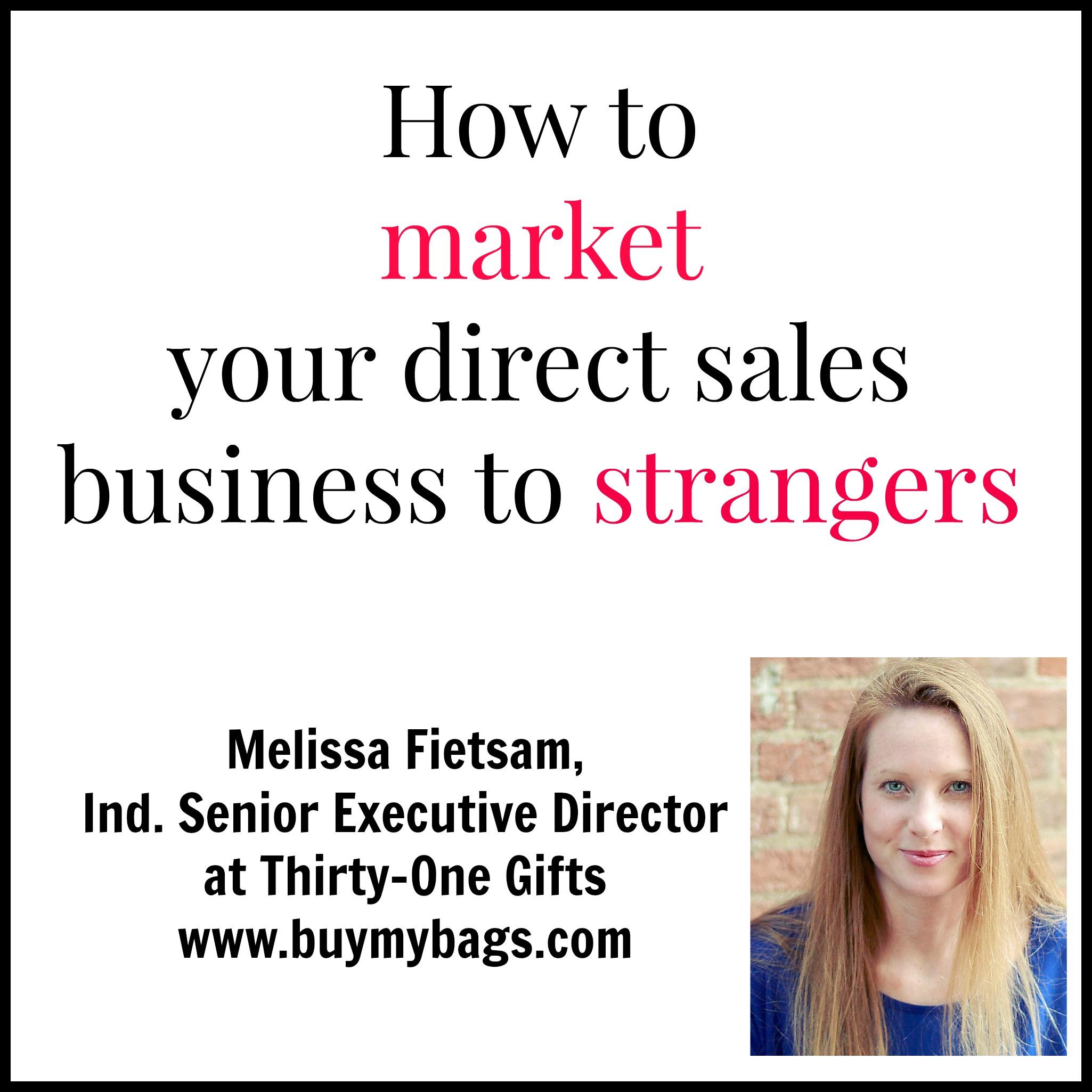 Direct Sales Marketing