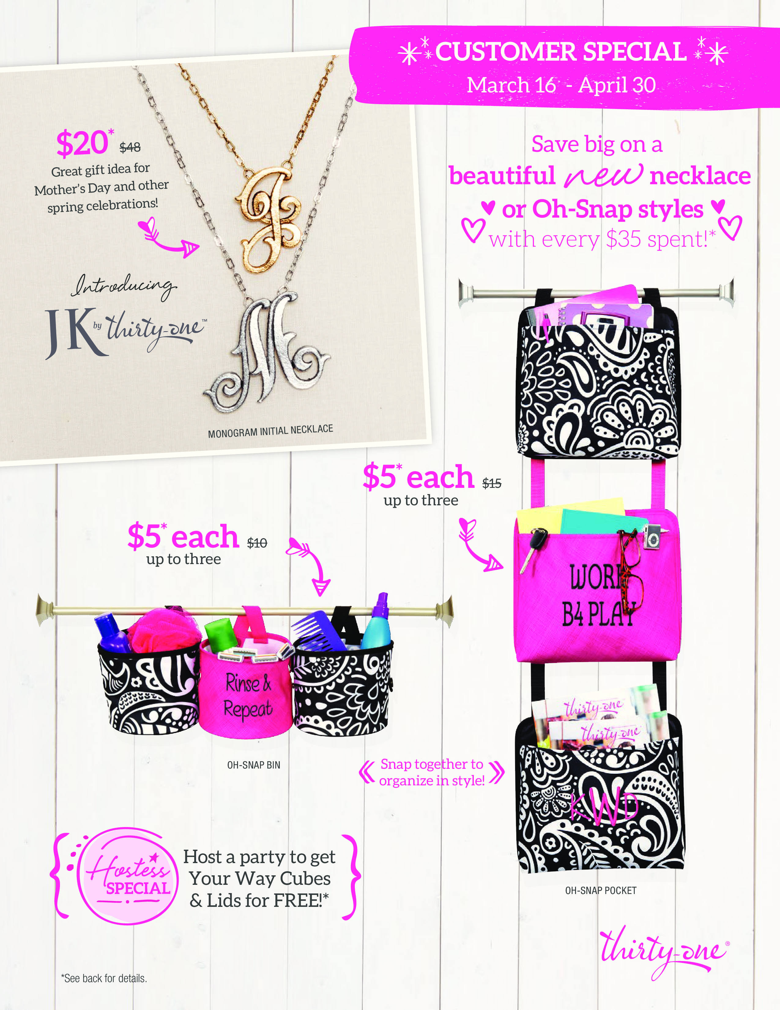 Thirty one november customer special 2014 - Customer Special Page 0