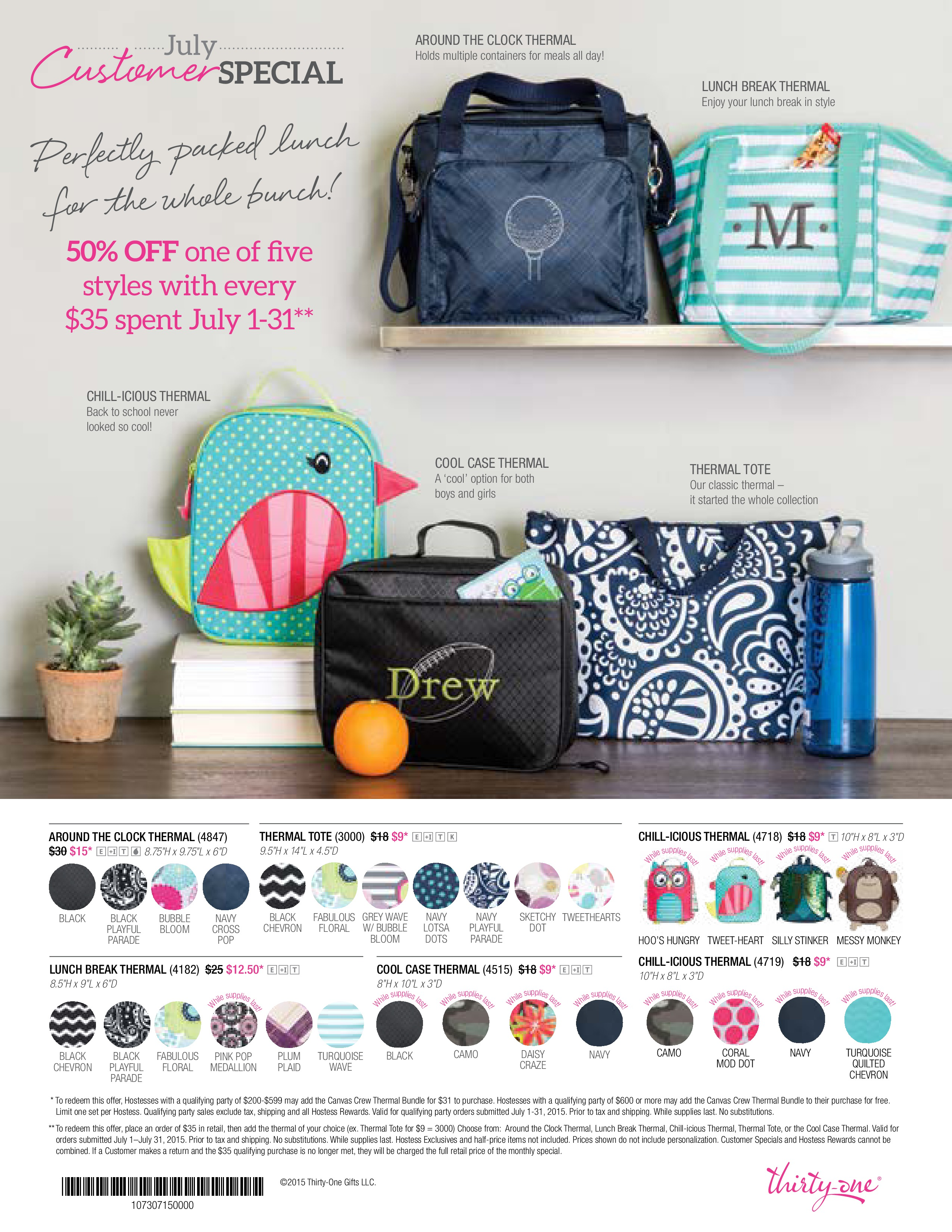 One of Thirty One Gifts most popular items, the Large Utility Tote Amazon's Choice for