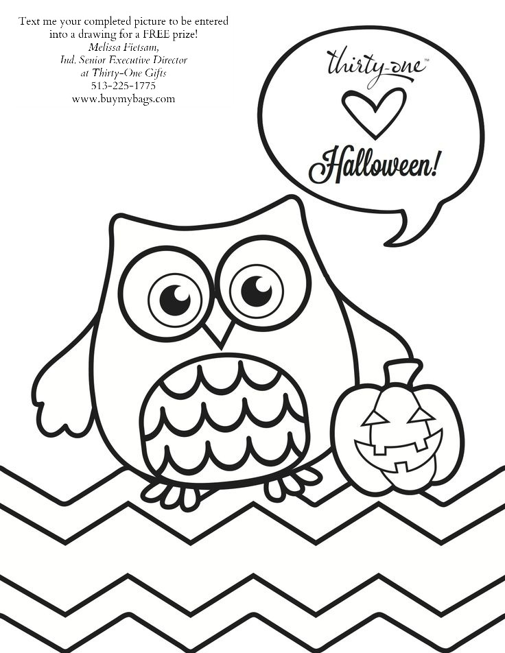 Use Coloring Sheets for Your Direct Sales Business « Melissa Fietsam