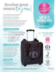 JOIN THIRTY-ONE FLIER