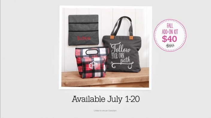 Thirty-One Add On kit, join thirty-one