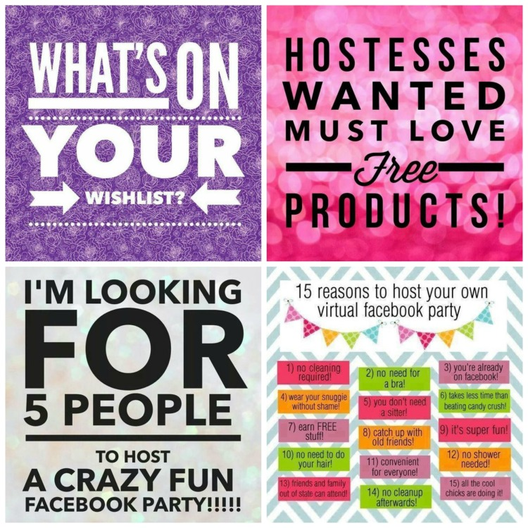 book a thirty-one party