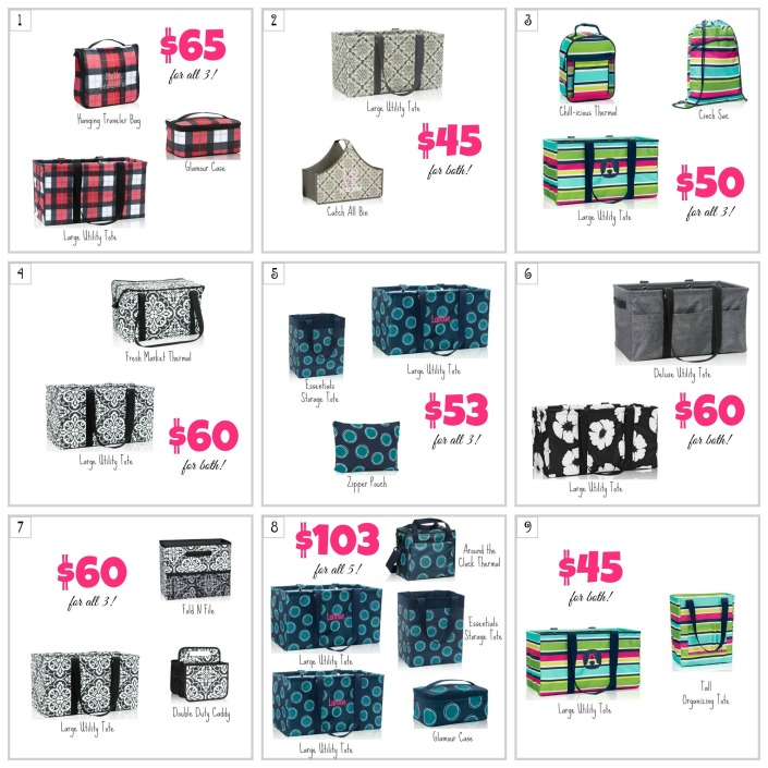 Thirty-One bundles, thirty-one