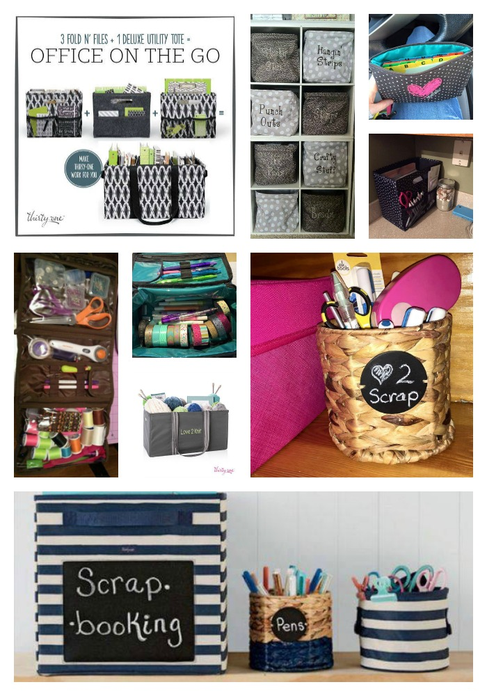 craft, office, thirty-one, organize