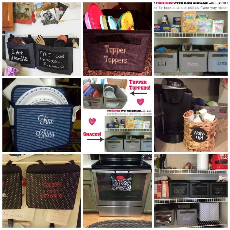 kitchen organization, thirty-one
