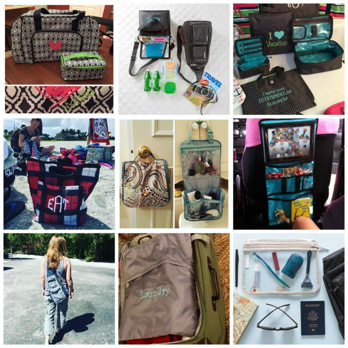 travel bags, thirty-one