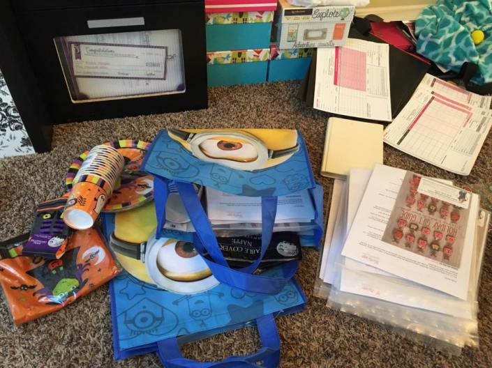 halloween, book a party, thirty-one, find a consultant