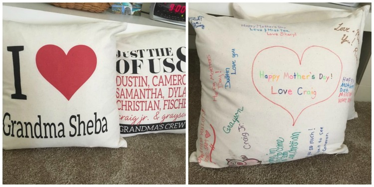 Thirty-One Pillows