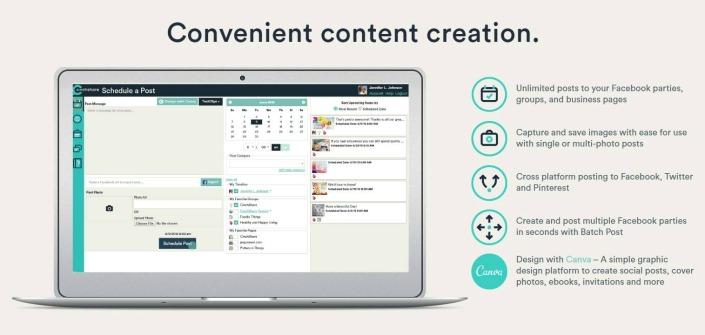 Cinchshare, social media platform