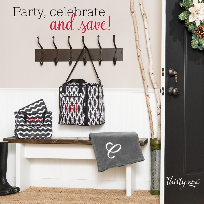 December hostess special, thirty-one gifts
