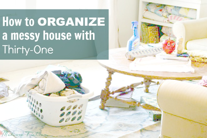 organize, thirty-one, find a consultant
