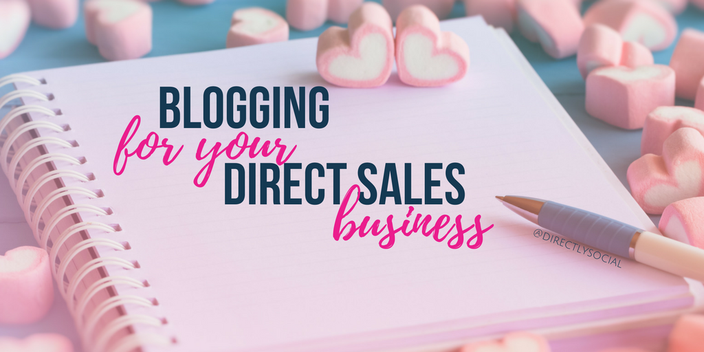 Blogging for your sales business, thirty-one gifts, how to start a blog